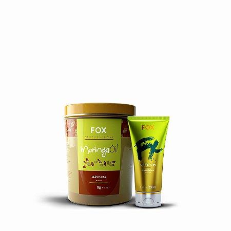 Mascara Moringa 1kg + Fx Cream 250ml