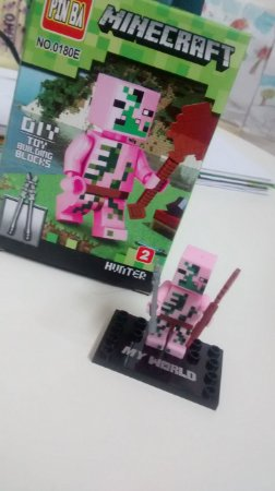Kit de Jogos de Encaixe Super Heróis (3 caixas com 3 personagens)