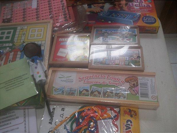 Kit de Jogos para Intervenção