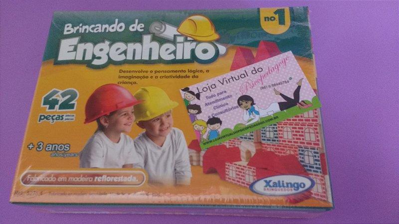 JOGO: Brincando de Engenheiro