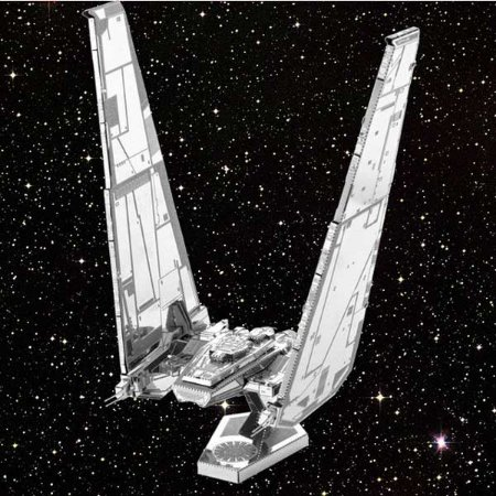 Kylo Ren's Command Shuttle - Star Wars - Metal Earth