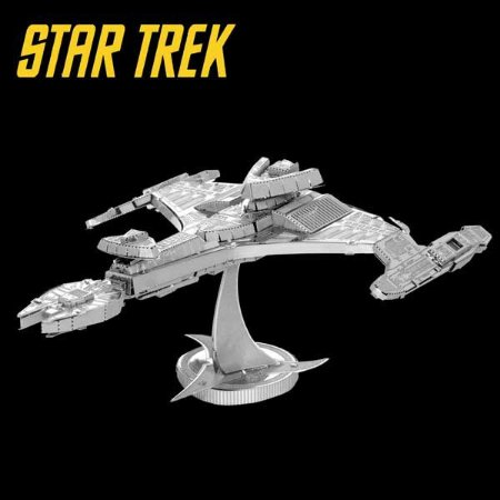 Klingon Vorcha - Star Trek - Metal Earth