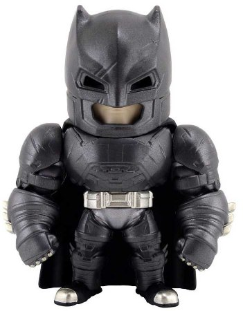 "Metals Die Cast - Batman Armored 6"" - DC  - Jada Toys"