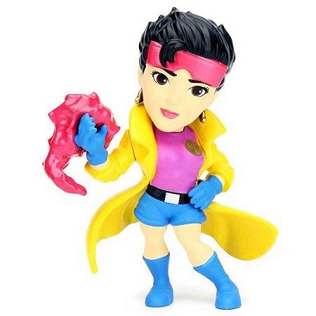 "Metals Die Cast - Jubileu - X-Men - 4"" - Marvel - Jada Toys"