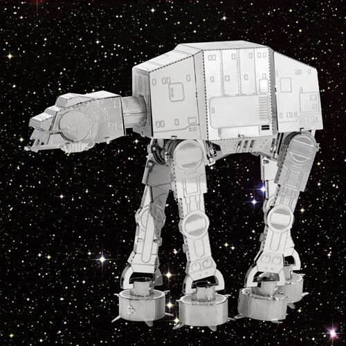 AT-AT - Star Wars - Metal Earth
