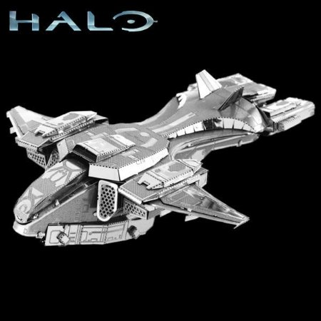 UNSC Pelican - HALO - Metal Earth
