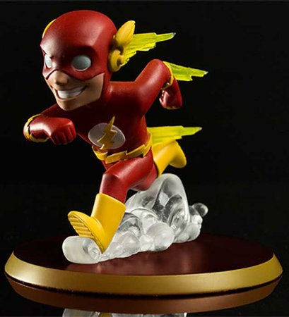 The Flash - DC - Q-Fig - Action Figure