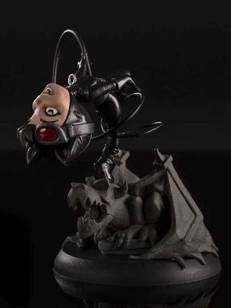 Mulher Gato - Rebirth - DC - Q-Fig - Action Figure