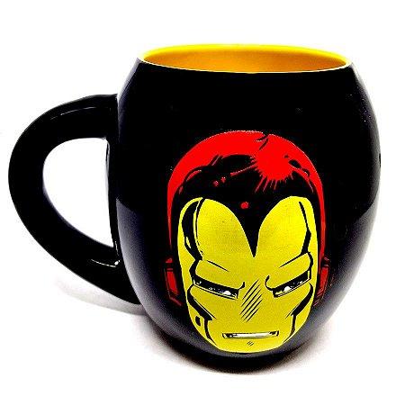 Caneca Oval - Homem de Ferro - Marvel