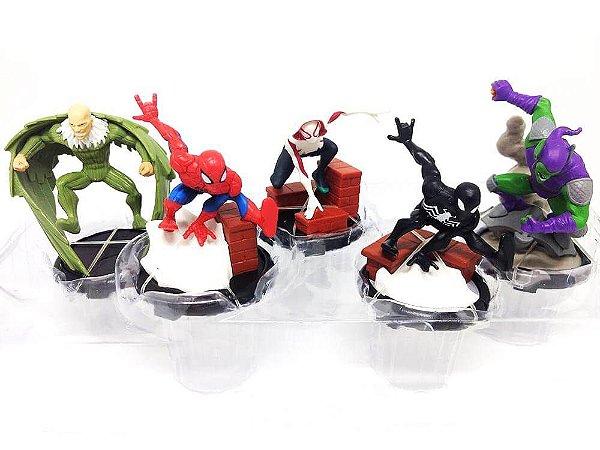 Playset - Homem Aranha - Marvel