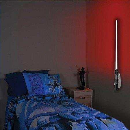 Luminária Sabre de Luz - Darth Vader - Star Wars - Uncle Milton