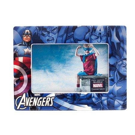 Porta Retrato - Capitão América - Vingadores