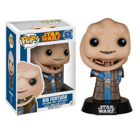 Funko Pop Bib Fortuna - Star Wars #53