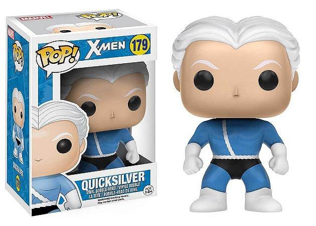 Funko Pop Quicksilver (Mercúrio) - X-Men - Marvel #179