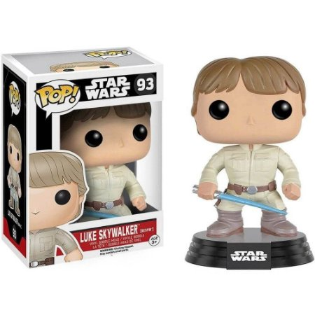 Funko Pop Star Wars - Luke Skywalker - Bespin #93