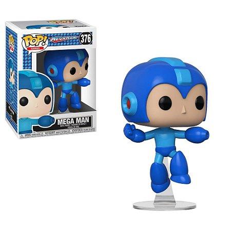 Funko Pop Games - Mega Man #376