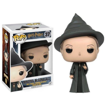 Funko Pop Minerva McGonagall - Harry Potter #37
