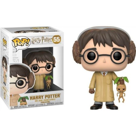Funko Pop Harry Potter - Aula de Herbologia #55