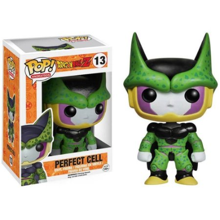 Funko Pop Anime Perfect Cell - Dragon Ball Z #13