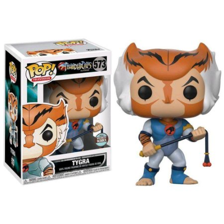 Funko Pop TV Tygra - Thundercats - Specialty Series #573
