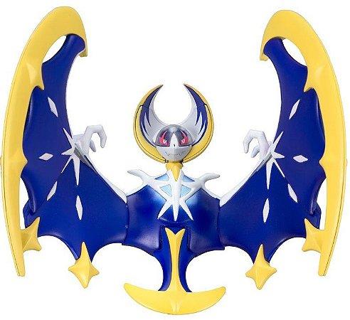 Boneco Pokemon Lunala Legendário 17cm Articulado Tomy