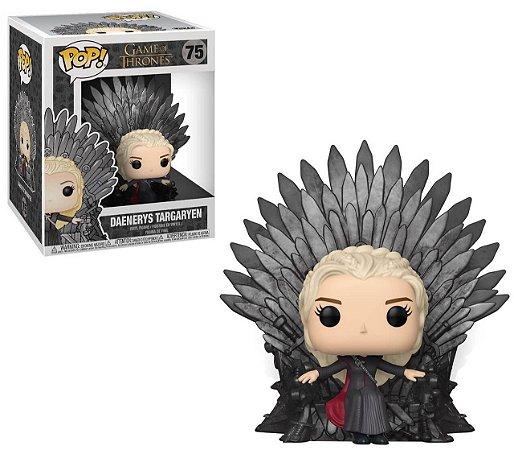 Funko Pop Game of Thrones Daenerys Targaryen Deluxe #75