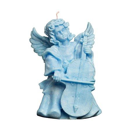 Anjo Grande com Violão