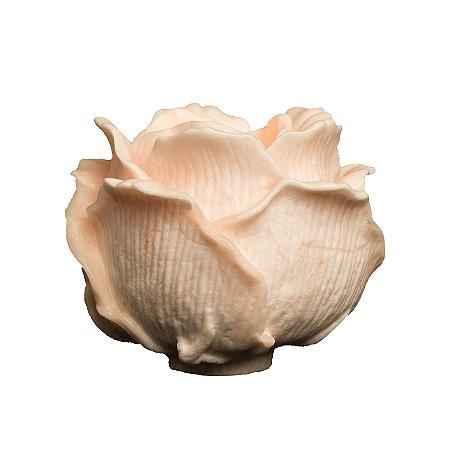 Luminária Flor Rosa Gigante