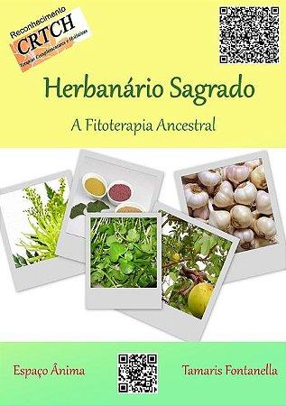 Livro Herbanário Sagrado