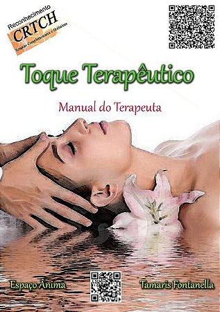 Livro Toque Terapêutico