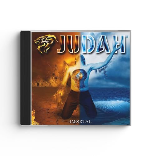 CD Judah - Imortal (Part. Celso de Freyn - Stauros)