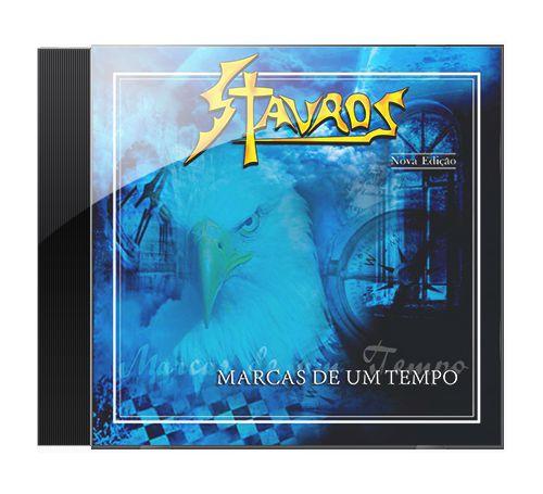 CD Stauros - Marcas de Um Tempo (EP)