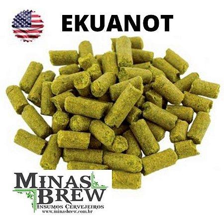 Lúpulo Ekuanot (Equinox) em Pellet T90 - safra 2019