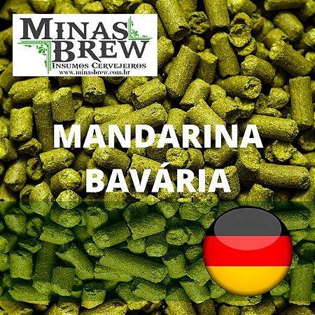 Lúpulo Hallertau Mandarina Bavaria em Pellet T90 safra 2019