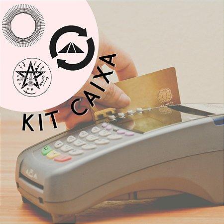 Kit Caixa atrai dinheiro