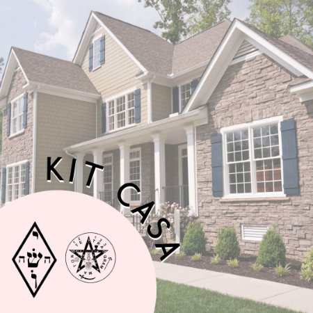 Kit Proteção para Casa
