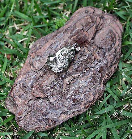 Pingente de Pedra Pirita