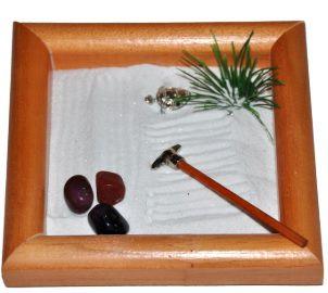 Jardim Zen Feng Shui 13 cm