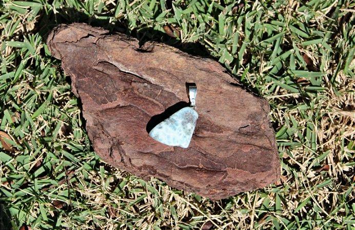 Pingente de Larimar - A pedra do golfinho