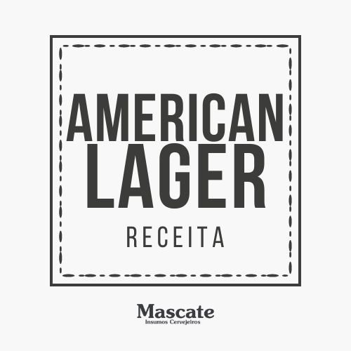 Receita American Lager