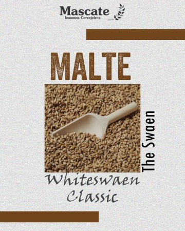 Malte Whiteswaen Classic (Trigo) - The Swaen
