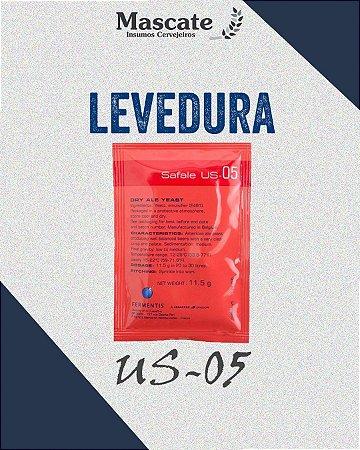 Levedura US-05 - Fermentis