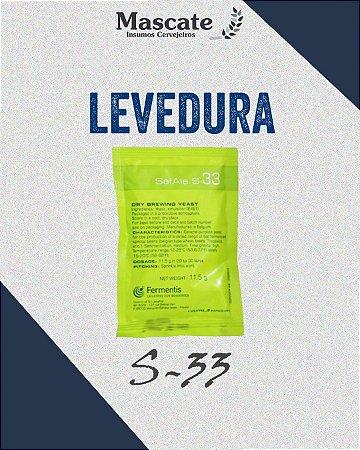 Levedura S-33 - Fermentis