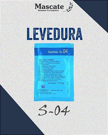 Levedura S-04 - Fermentis