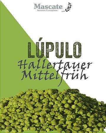Lúpulo Hallertauer Mittelfruher