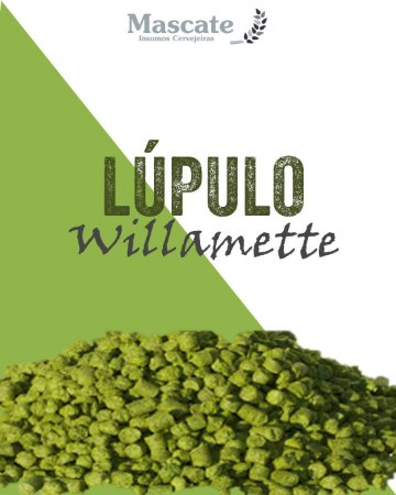 Lúpulo Willamette