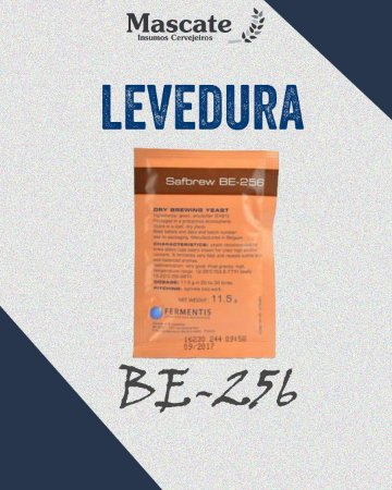 Levedura BE-256 - Fermentis