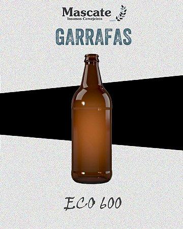 Garrafa Eco 600 - 600ml