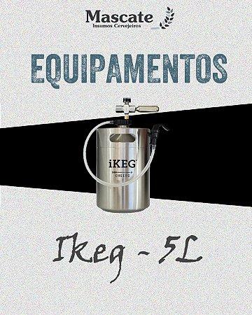 Ikeg 5L -  Kit com toneira PICNIC