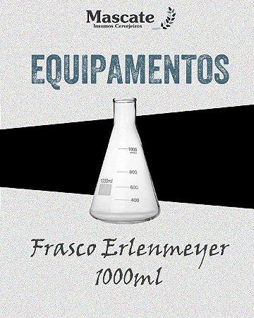 Frasco Erlenmeyer - 1L